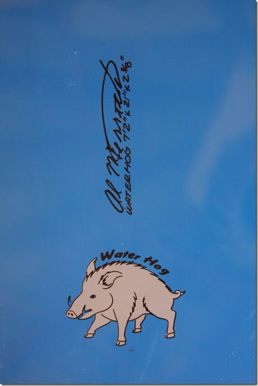 water hog