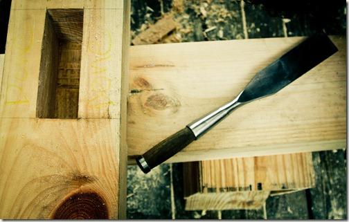 timber framing workshop 3