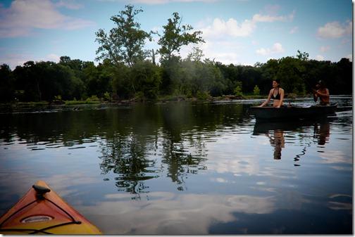 weekend rafting ben and lisa 4