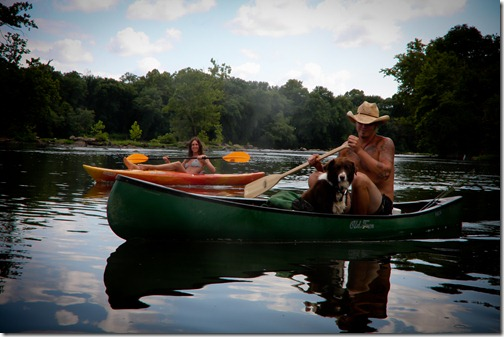 weekend rafting christina ali dennis