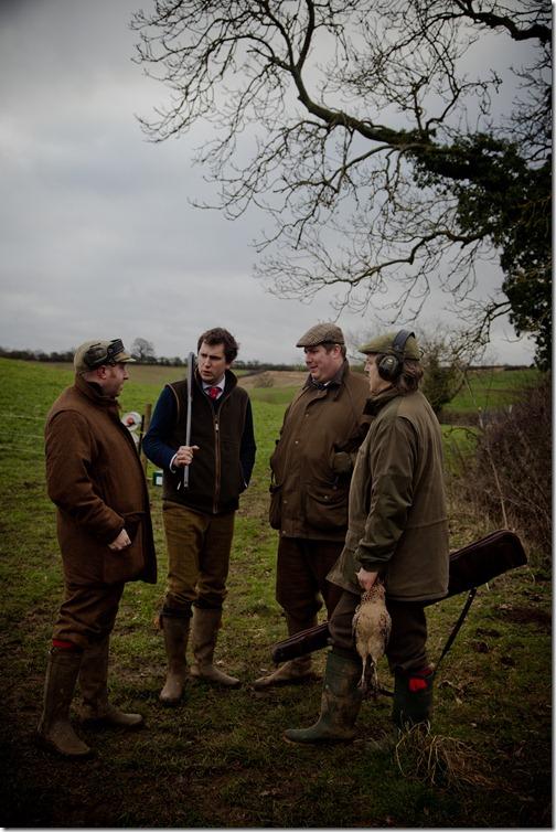 pheasant hunt 30 jan2012