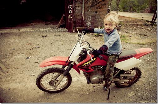 eljin dirt bike