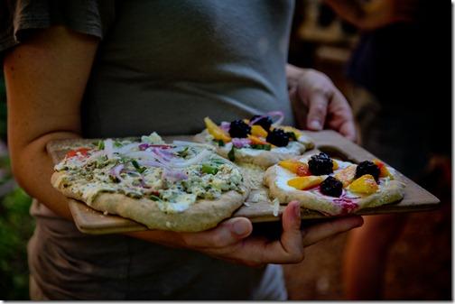 cob oven pizzas2
