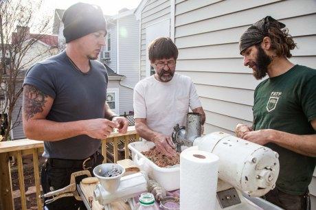 Sausage Making: Part One
